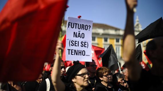 Le Portugal torturé par les fanatiques de l'austérité