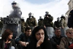 grèce-austérité